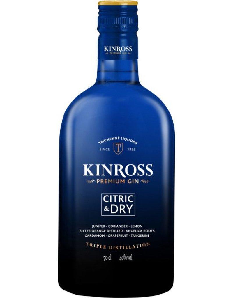 KINROSS Kinross Premium Gin, Citric & Dry