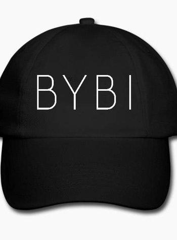 BYBI Lifestyle Fashion Brand Classic Cotton Cap Black - BYBI