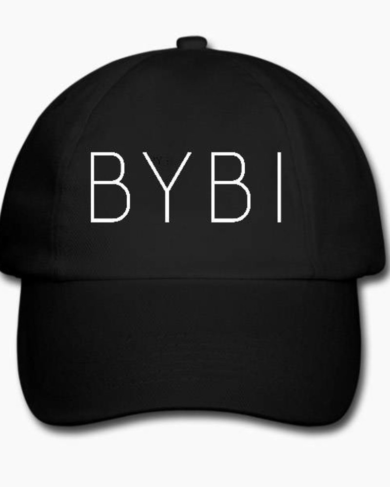 BYBI Lifestyle Fashion Brand Classic Cotton Cap Black - BYBI