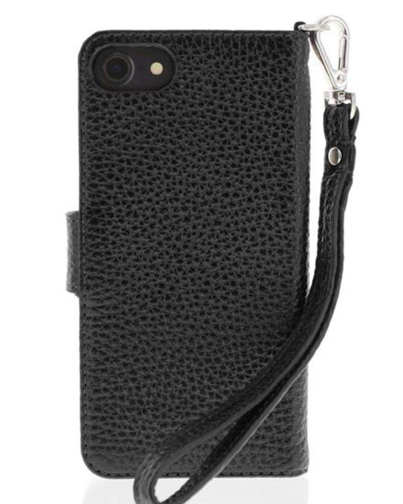 BYBI Lifestyle Fashion Brand Classic Zwart iPhone 8