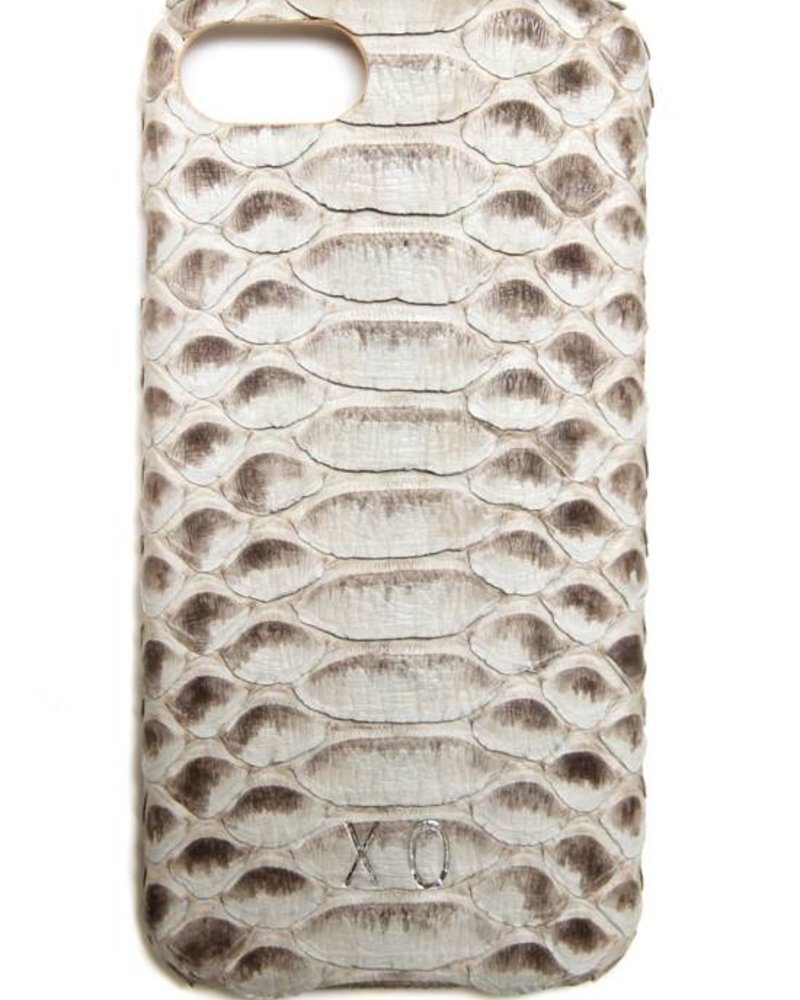 XO XO luxury python Wit iPhone 8