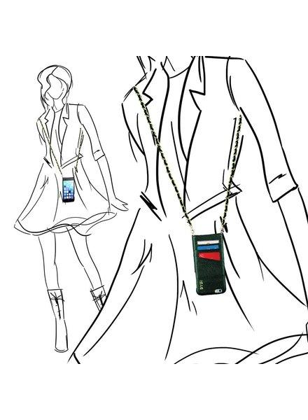 BYBI Lifestyle Fashion Brand I Am Stylish Hoesje Groen iPhone 6S/6