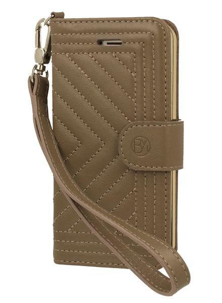 BYBI Lifestyle Fashion Brand Inspiring London Case Khaki iPhone 5S/5