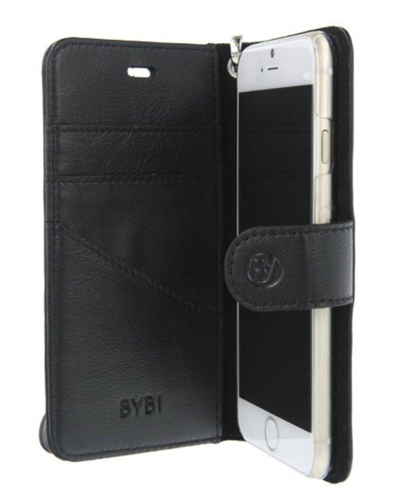 BYBI Lifestyle Fashion Brand Memorable Milano Hoesje Zwart iPhone 6S/6