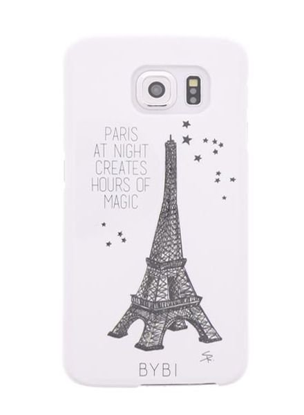 BYBI Lifestyle Fashion Brand Paris At Night... Samsung Galaxy S6