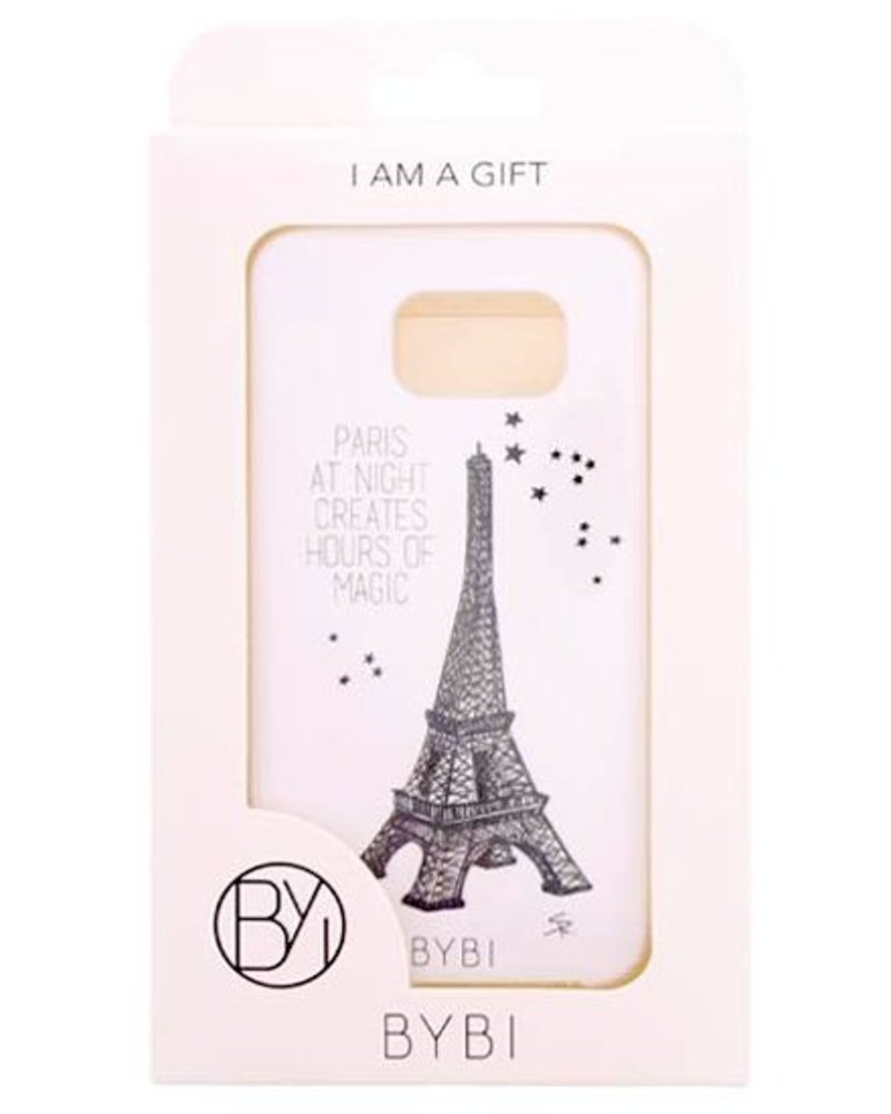 BYBI Lifestyle Fashion Brand Paris At Night... Glow in the dark Samsung Galaxy S6