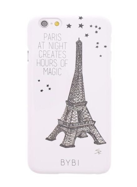 BYBI Lifestyle Fashion Brand Paris At Night... iPhone 6S/6