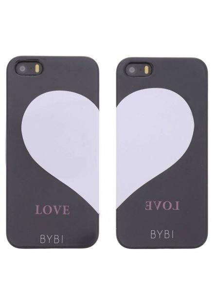 BYBI Lifestyle Fashion Brand Best Friends Combi Set (left&right) iPhone SE