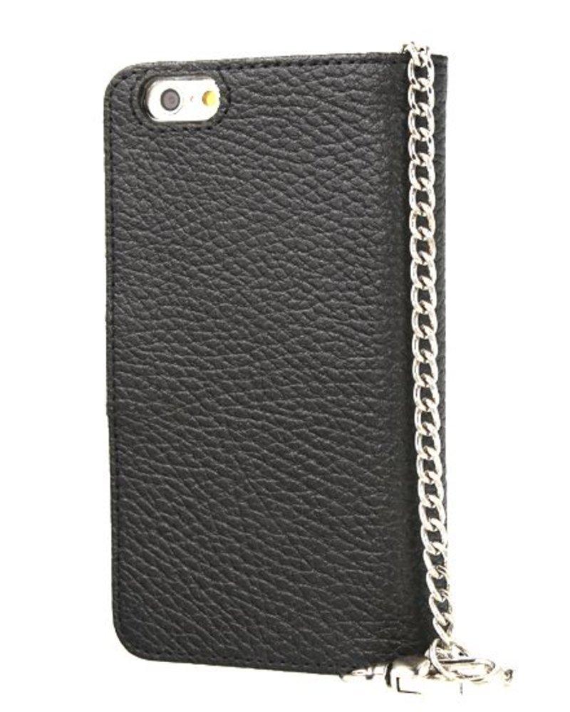 BYBI Lifestyle Fashion Brand Lovely Paris Zwart iPhone 6S/6