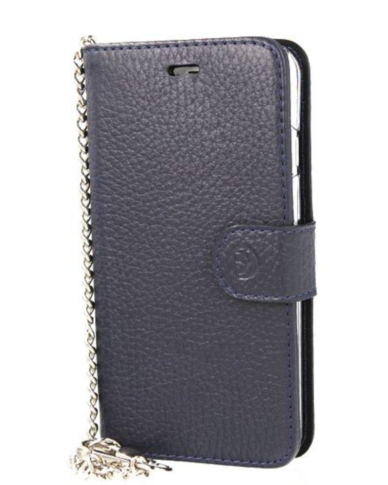 BYBI Lifestyle Fashion Brand Lovely Paris Donker Blauw iPhone 7