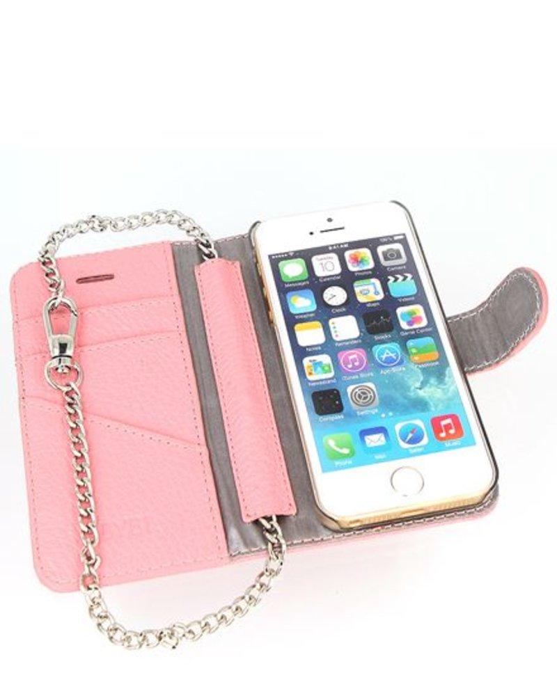 BYBI Lifestyle Fashion Brand Lovely Paris Roze iPhone SE