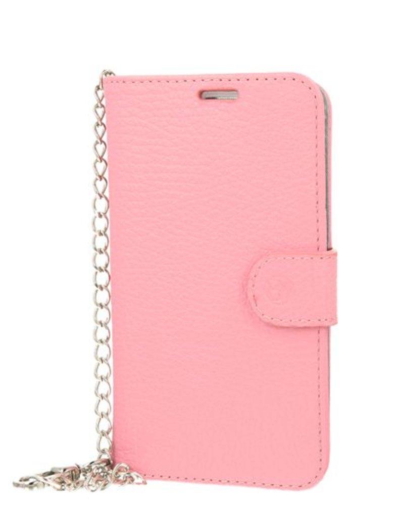 BYBI Lifestyle Fashion Brand Lovely Paris Roze Samsung Galaxy S6