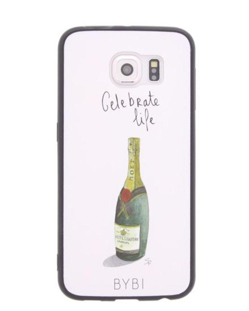 BYBI Lifestyle Fashion Brand Celebrate Life Samsung Galaxy S6