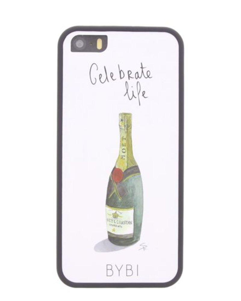 BYBI Lifestyle Fashion Brand Celebrate Life iPhone SE