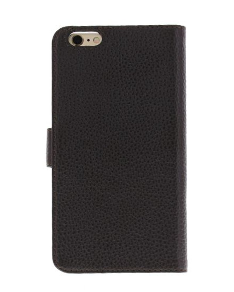 BYBI Lifestyle Fashion Brand Classic Donker Bruin iPhone 7 Plus