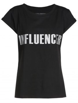 T-shirt– INFLUENCER noir