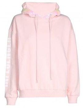 Hoodie  – INFLUENCER pink