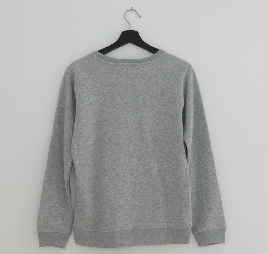Miss Milla NAMASTE sweater  grey