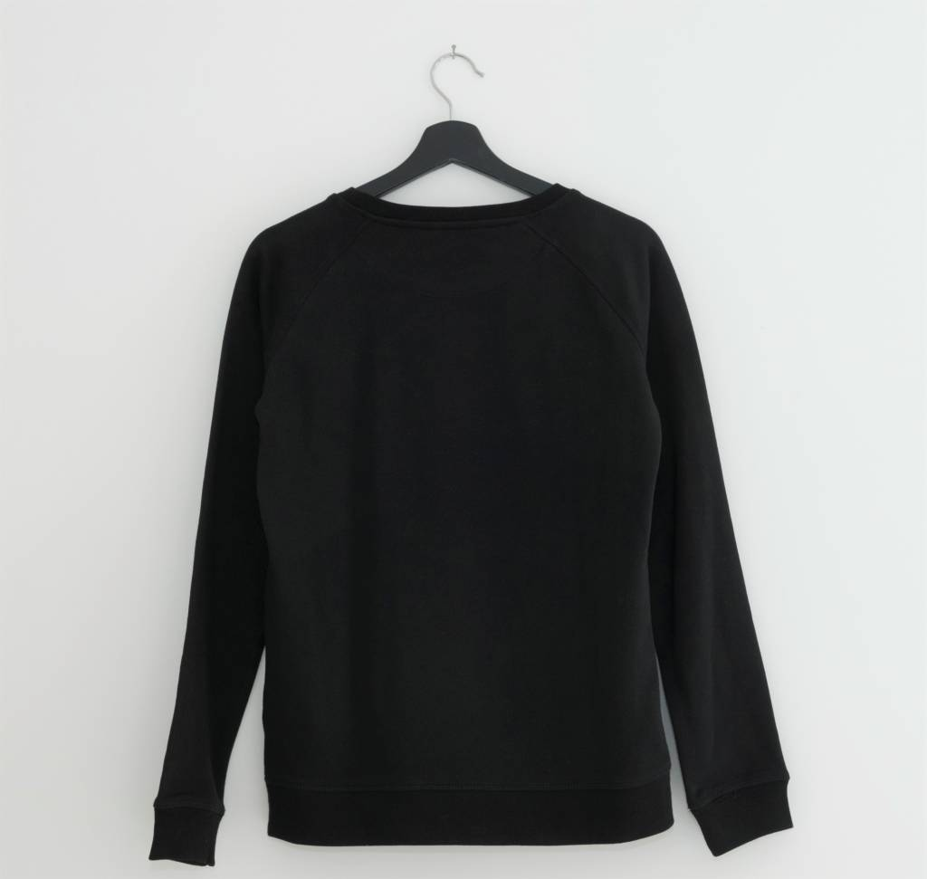 Miss Milla NAMASTE sweater zwart