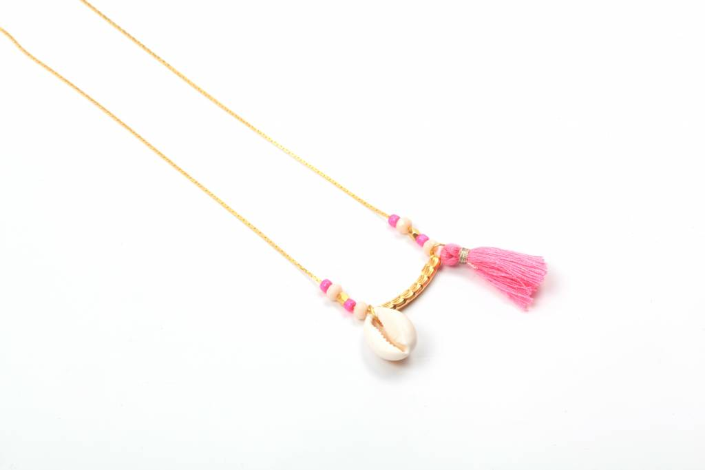Ketting Coquillage