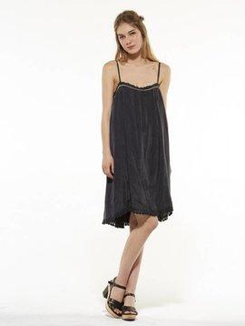 Citron black dress