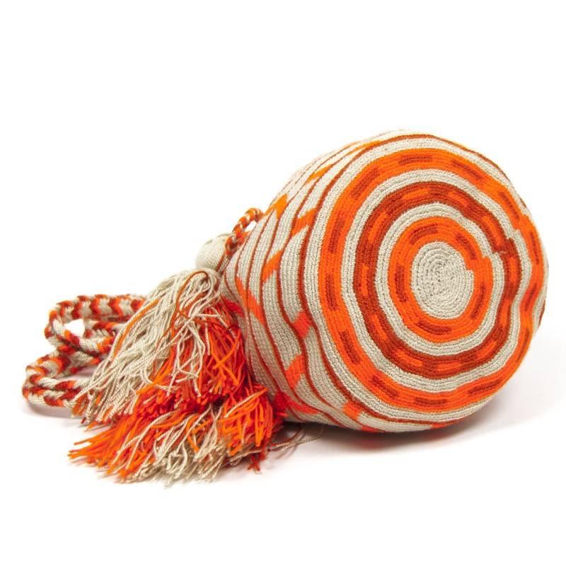 Bag Wayuu M orange