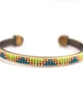 Bracelet The Miyuki Bangle