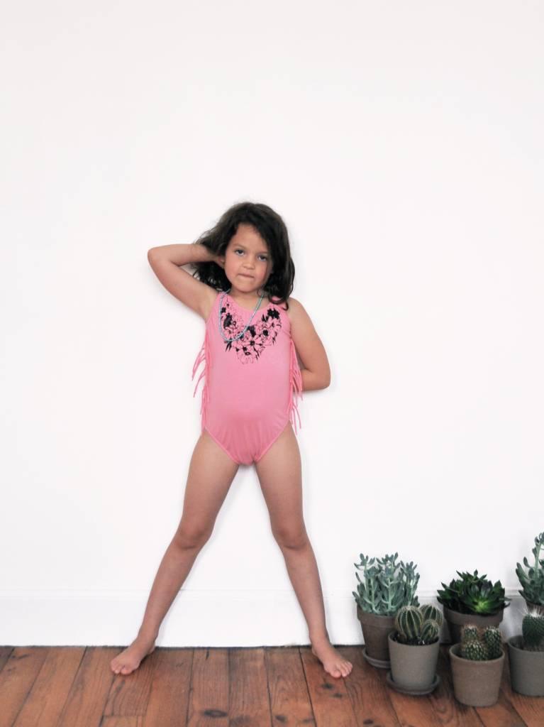 Suny swimsuit pink