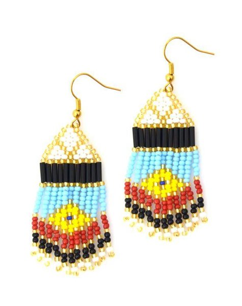 Earrings The Small Boho Chic