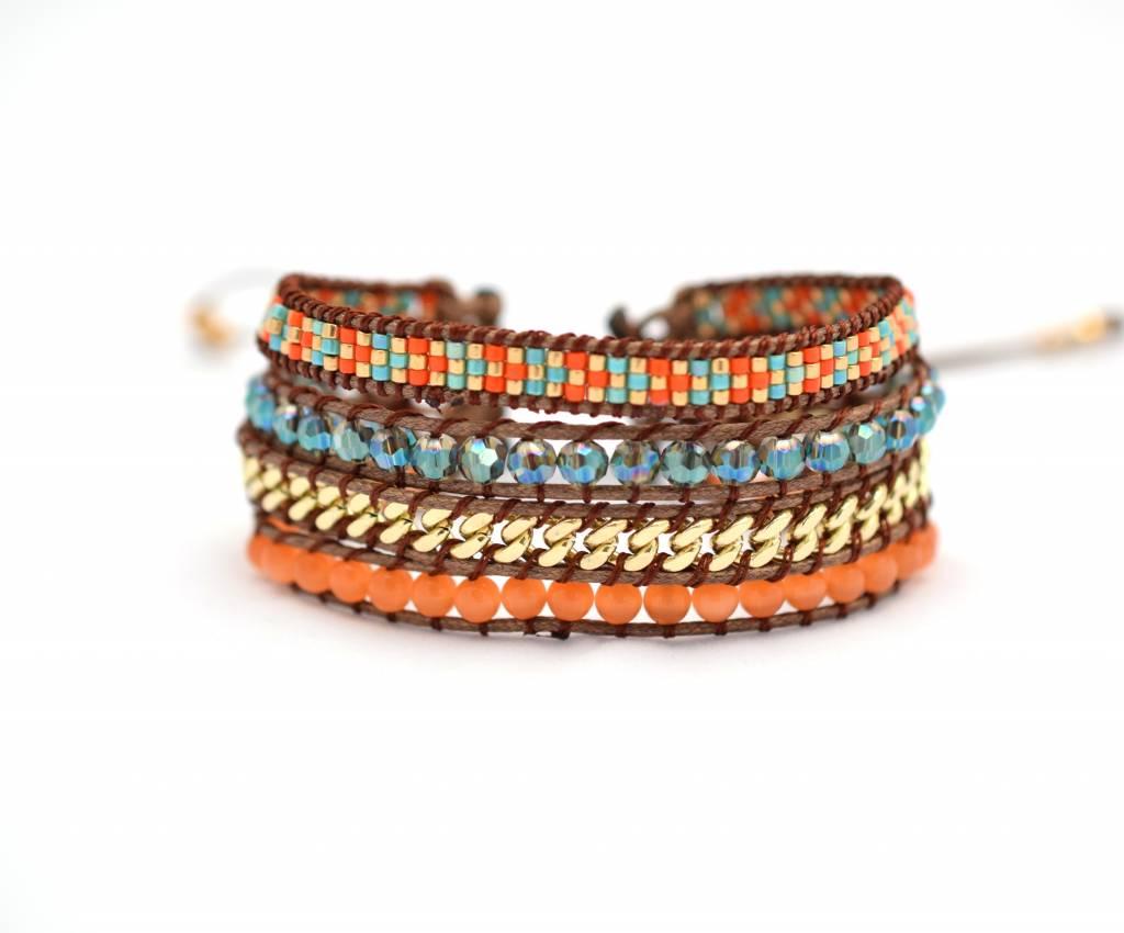 The Miyuk Spliti bracelet