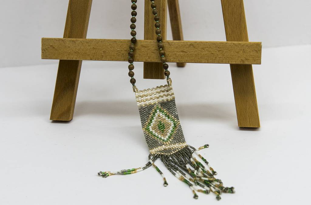 Ketting The pendant necklace