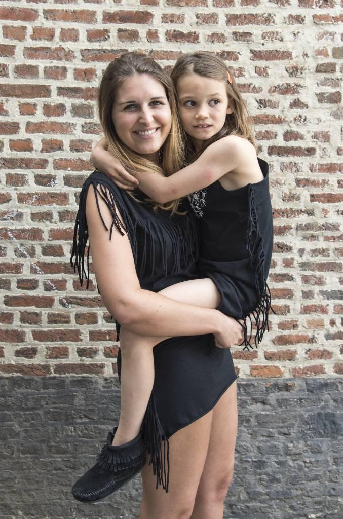Joni dress black