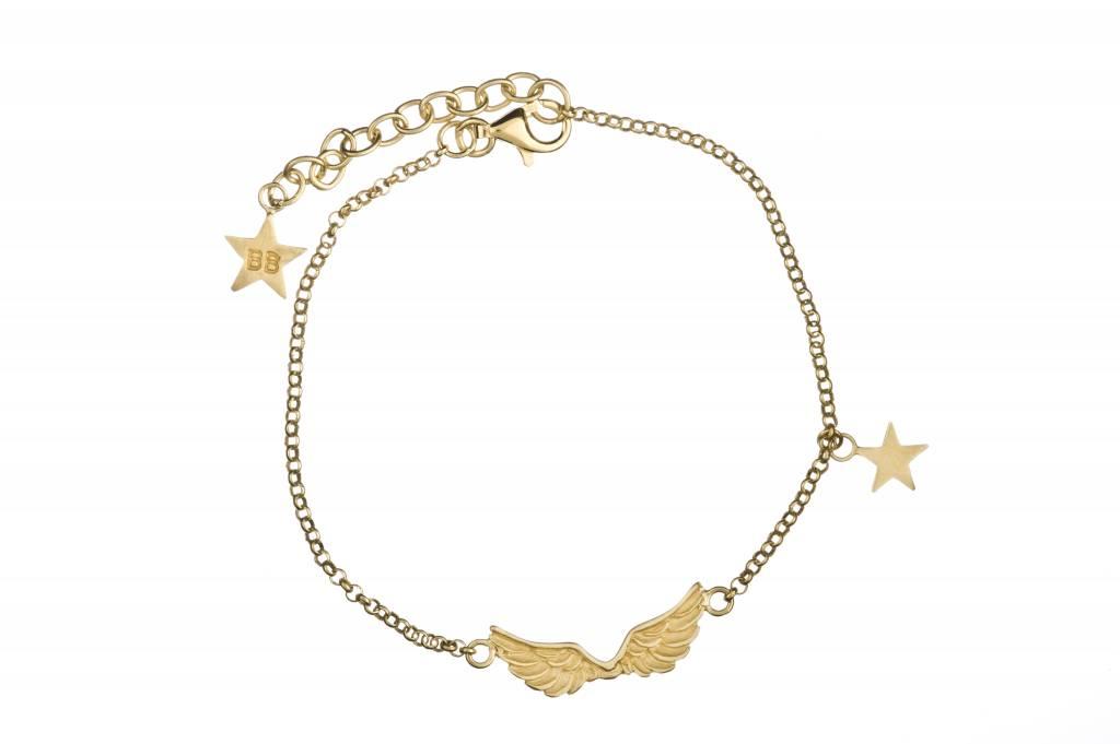 Short wings bracelet G