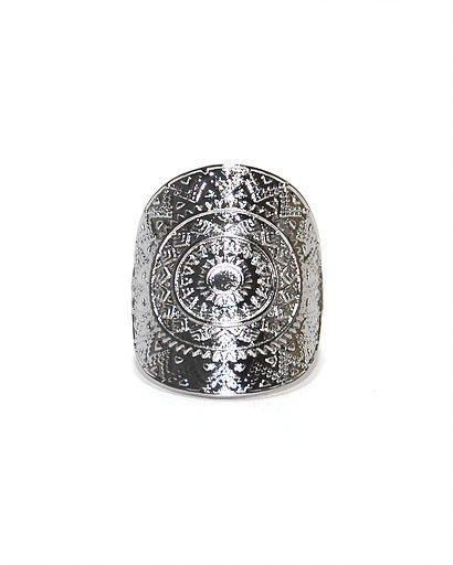 Ring Nilu zilver