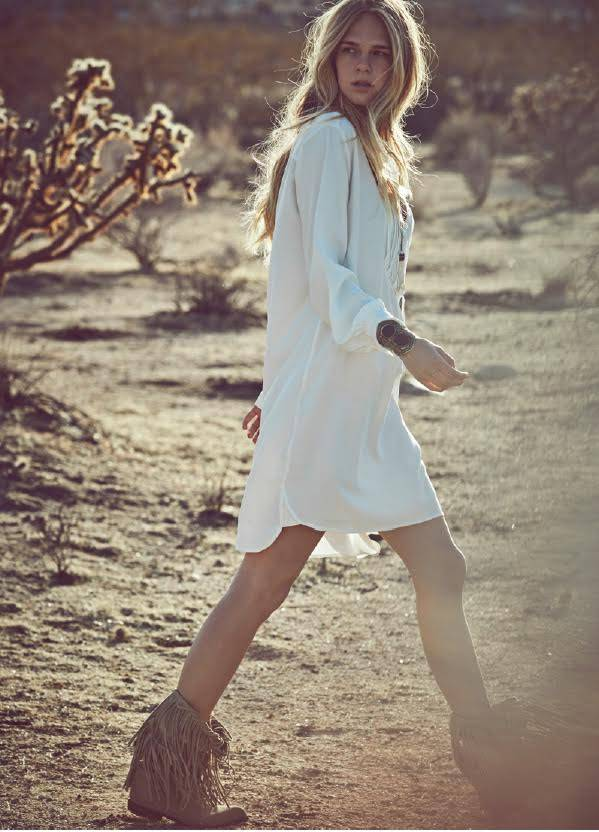 Dress shirt off white