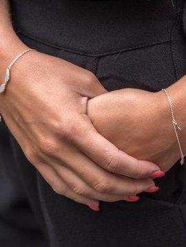 Twinkle silver chain bracelet KID