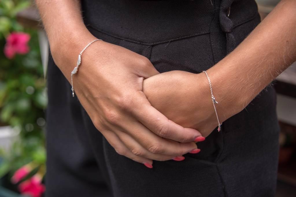 argent Twinkle bracelet chaîne KID