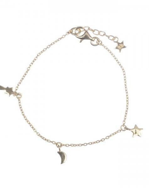 Twinkle chain armband KID verguld goud