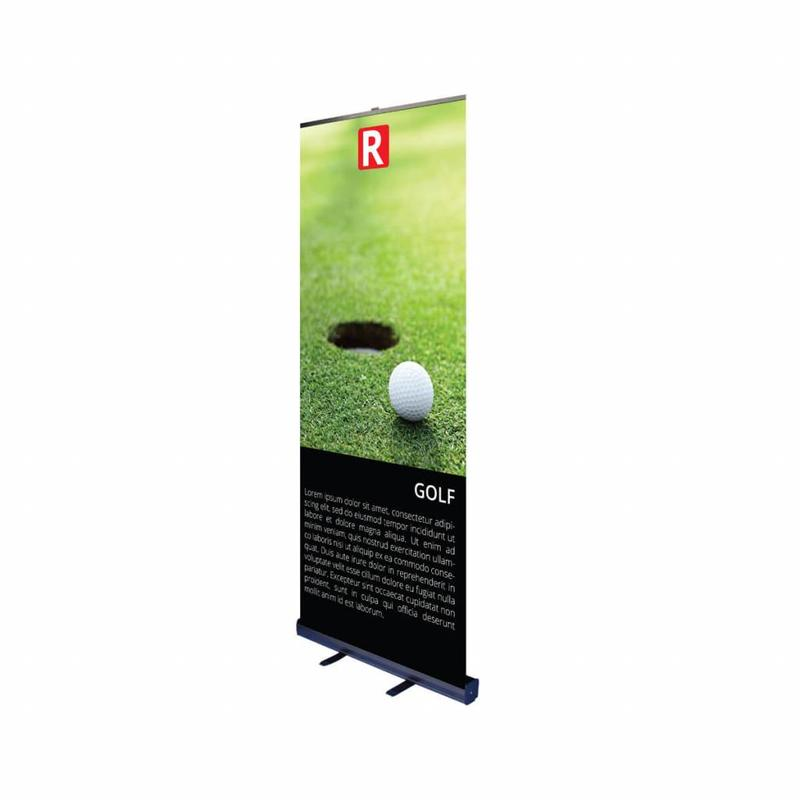 Roll up negro 85x200 cm