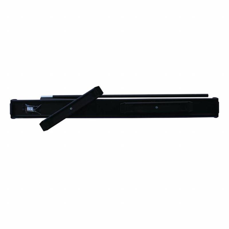 Roll up black 85x200 cm
