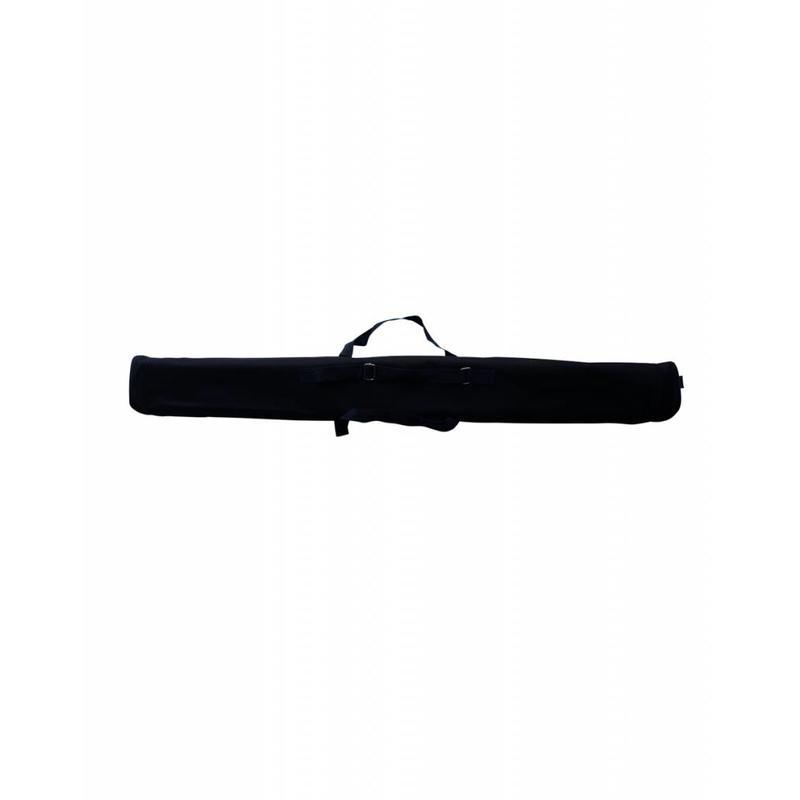 Roll up noir 100x200 cm