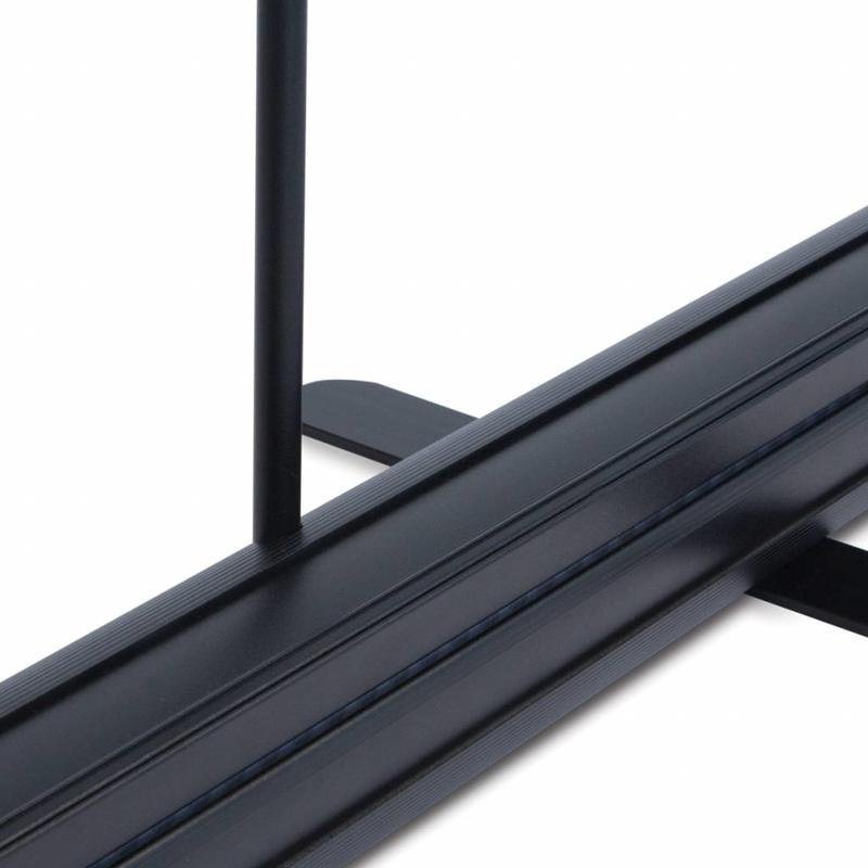 Svarta roll-up-kassett
