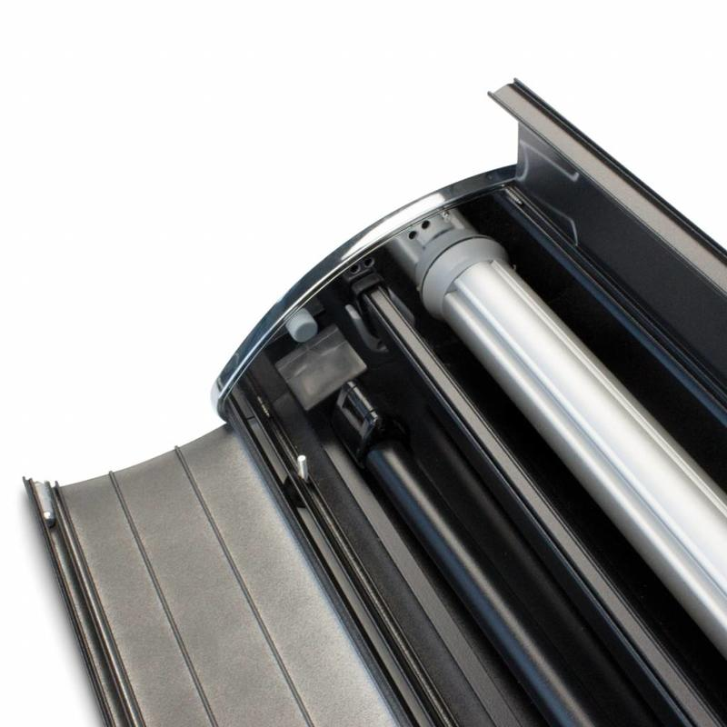 Roll-up premium svart kassett
