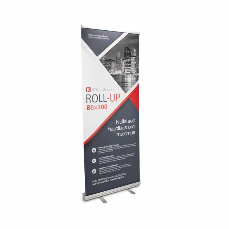 Roll up classic 80x200 cm