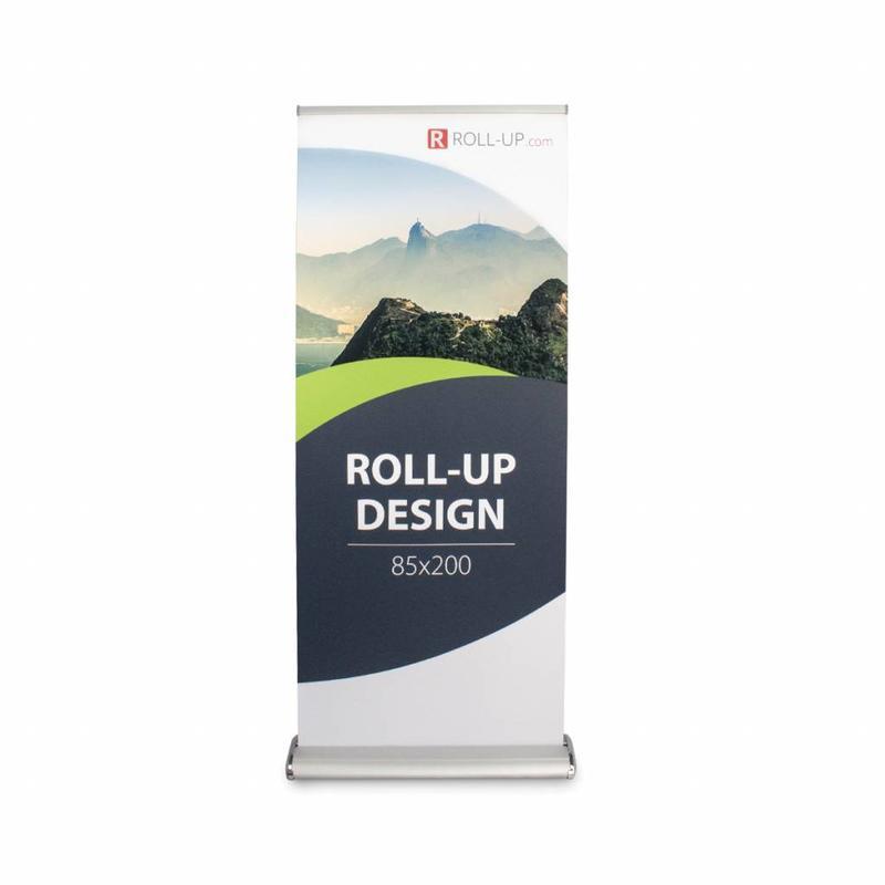 Roll up dobbeltsidet deluxe 85x200 cm