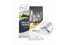 Roll up dobbeltsidet deluxe