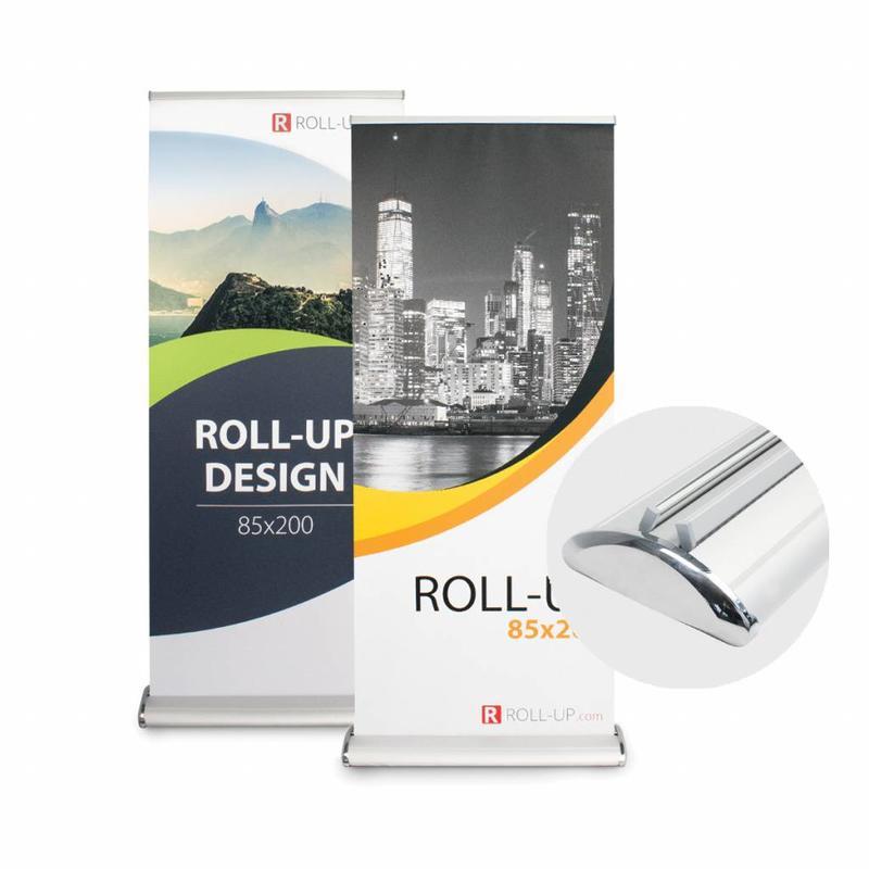Roll up dobbeltsidig deluxe