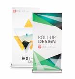 Roll up dubbelzijdig deluxe 100x200 cm