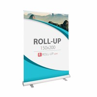 Roll Up XL 150x200