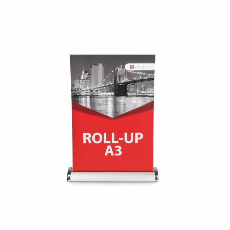 Roll up mini A3 - 10 Pieces